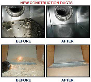 air duct cleaner Westwood
